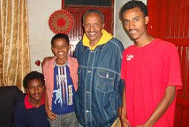 Famiglia Ato Kassa